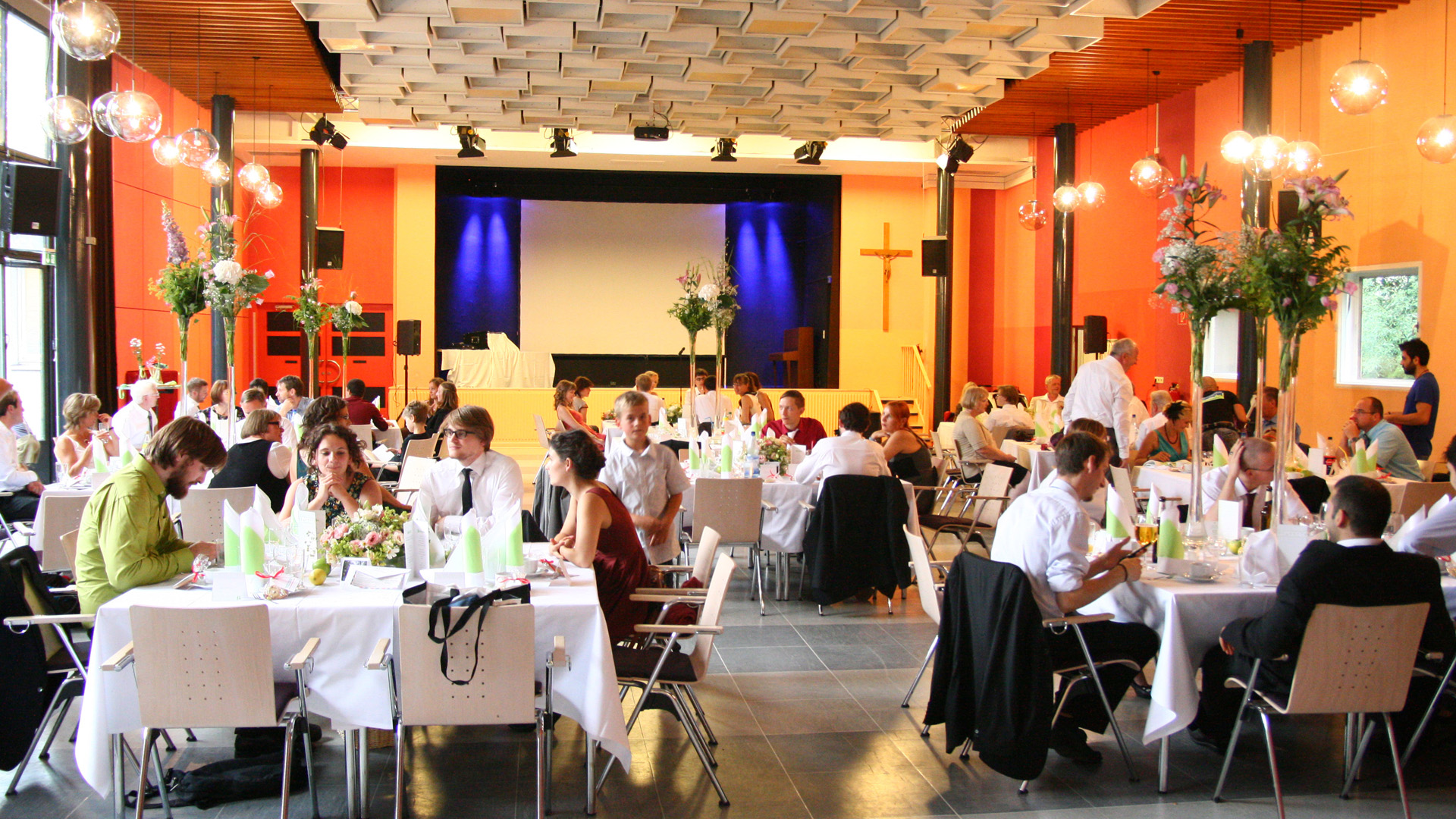 Festsaal Der Berliner Stadtmission Ihre Hochzeitslocation