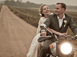Brautpaar, fotografiert von Darek Gontarski, Hochzeitsfotograf Berlin