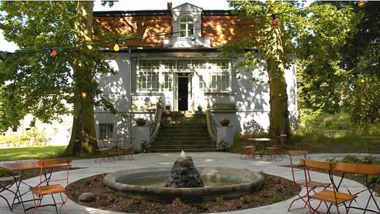 Das Gutshaus für eine romantische Hochzeit auf dem Land.
